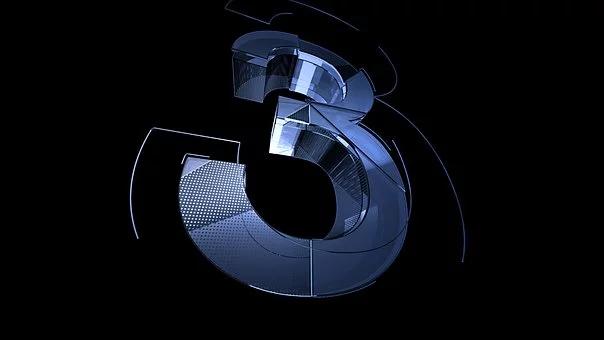 """СЕКРЕТНЫЙ КОД◈ ЧИСЛО СУДЬБЫ """"3"""""""