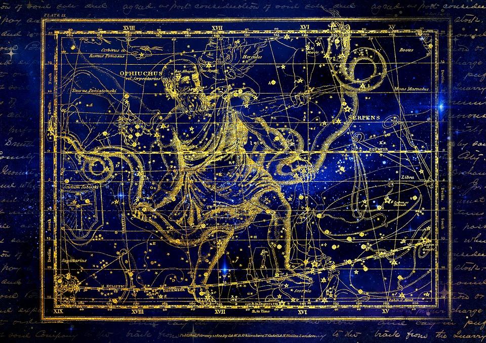 Таинственный Змееносец или 13 знак Зодиака